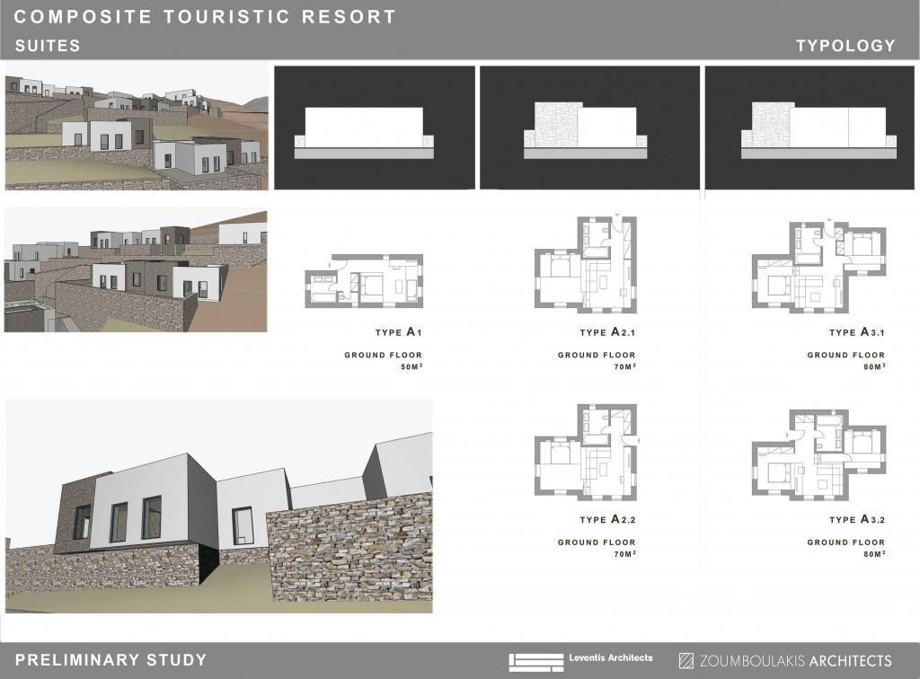 KYTHNO SUITES TYPOLOGY