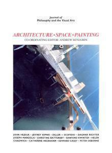 Architecture Space Painting cover2