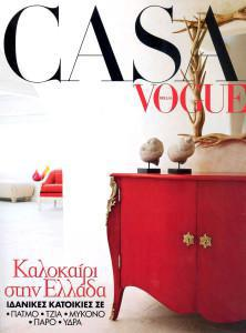Paros CASA VOGUE Jun 07 cover
