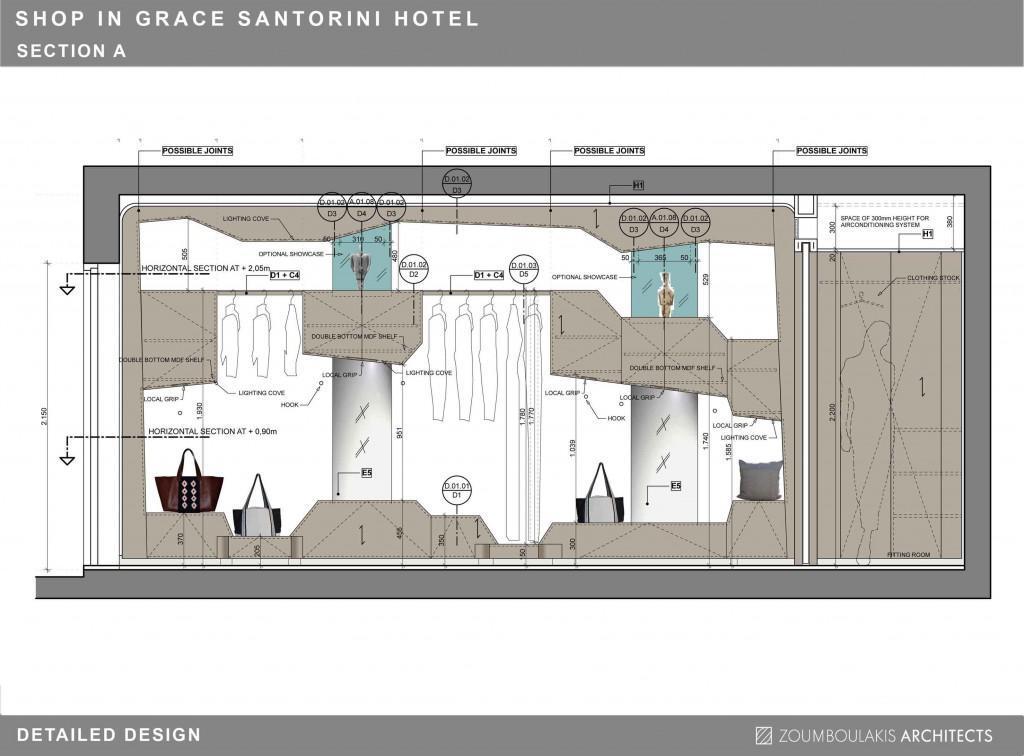 santorini SECTION A